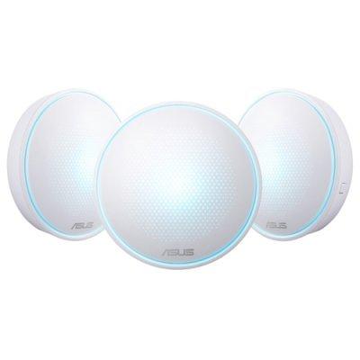 Wi-Fi точка доступа ASUS Lyra Mini (Lyra MAP-AC1300 3-PK), арт: 275670 -  Wi-Fi точки доступа ASUS
