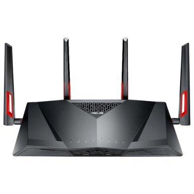 Wi-Fi роутер  ASUS DSL-AC88U (DSL-AC88U) адаптер wi fi asus usb ac51 usb ac51