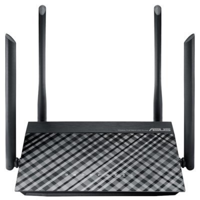 Wi-Fi роутер ASUS RT-AC1200 (RT-AC1200) wi fi роутер mi router 3