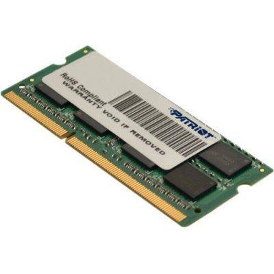 Модуль оперативной памяти ПК Patriot PSD32G13332S 2Gb DDR3 (PSD32G13332S) снегоуборщик patriot 777 s