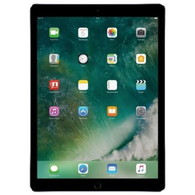 Планшетный ПК Apple iPad Pro 12.9 512GB Wi-Fi + Cellular  (MPLJ2RU/A) Space Grey (Серый космос) (MPLJ2RU/A) apple ipad mini with retina display wi fi cellular 32gb space gray