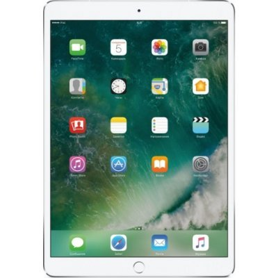 Планшетный ПК Apple iPad Pro 10.5  Wi-Fi + Cellular 256GB (MPHH2RU/A) Silver (Серебристый) (MPHH2RU/A)