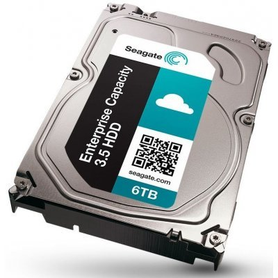 Жесткий диск для ноутбука Seagate 6TB Enterprise Capacity 4Kn ST6000NM0105 (ST6000NM0105) жесткий диск 5tb seagate enterprise capacity 3 5 hdd st5000nm0024