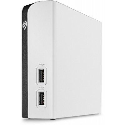 Внешний жесткий диск Seagate 8TB STGG8000400 3.5  USB 3.0 White (STGG8000400), арт: 275909 -  Внешние жесткие диски Seagate