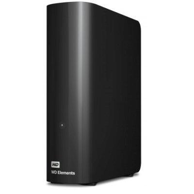 Внешний жесткий диск Western Digital Elements 6ТБ WDBWLG0060HBK-EESN 6ТБ 3,5  (WDBWLG0060HBK-EESN), арт: 275913 -  Внешние жесткие диски Western Digital