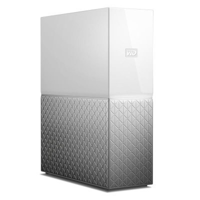 Сетевой накопитель NAS Western Digital My Cloud Home WDBVXC0080HWT-EESN 8ТБ 3,5 LAN NAS (G7C) (WDBVXC0080HWT-EESN)