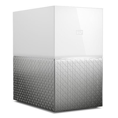 Сетевой накопитель NAS Western Digital My Cloud Home Duo WDBMUT0040JWT-EESN 4ТБ 3,5
