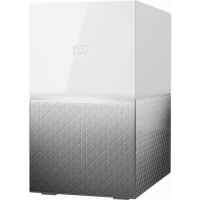 Сетевой накопитель NAS Western Digital My Cloud Home Duo WDBMUT0160JWT-EESN 16ТБ 3,5