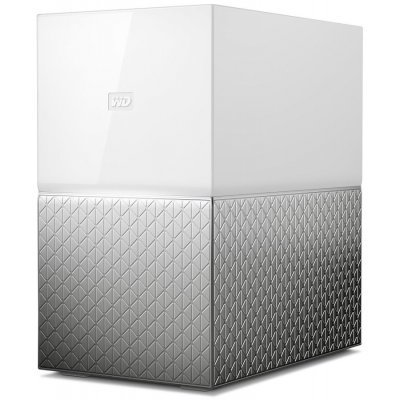 Сетевой накопитель NAS Western Digital My Cloud Home Duo WDBMUT0120JWT-EESN 12ТБ 3,5