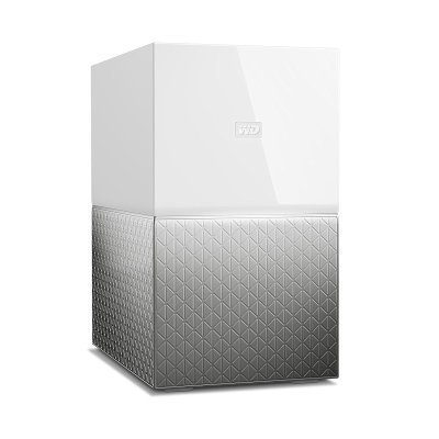 Сетевой накопитель NAS Western Digital My Cloud Home Duo WDBMUT0060JWT-EESN 6ТБ 3,5