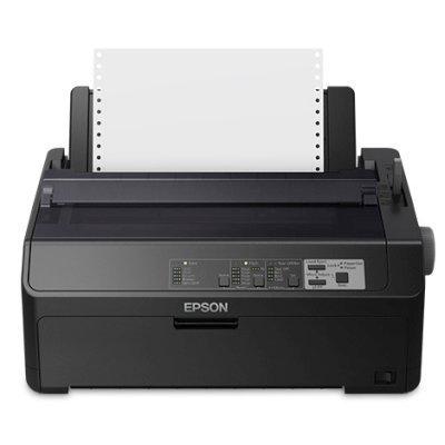 Матричный принтер Epson FX-890II (C11CF37401) картридж epson матричный fx 890 c13s015329ba