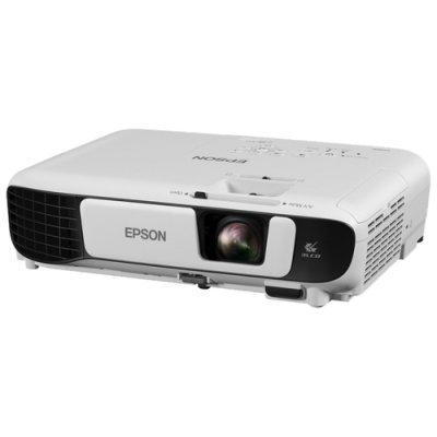 Проектор Epson EB-S41 (V11H842040) проектор epson eb s6 пульт