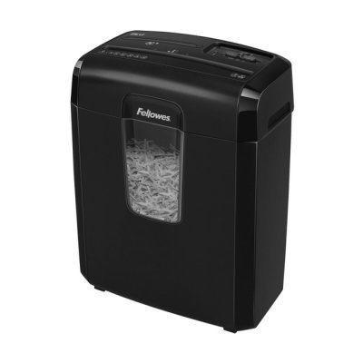 Шредер Fellowes PowerShred 8Cd (FS-46921) шредер fellowes® powershred 99ci fs 46910