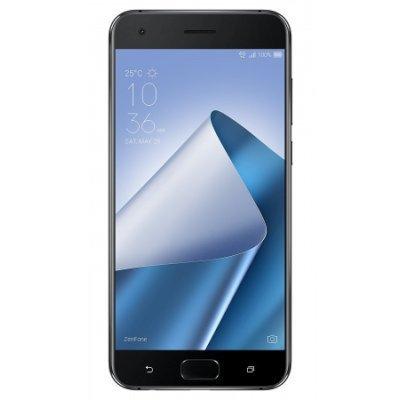 Смартфон ASUS ZenFone 4 Pro ZS551KL 64Gb Черный (90AZ01G1-M00330) asus zenfone zoom zx551ml 128gb 2016 black