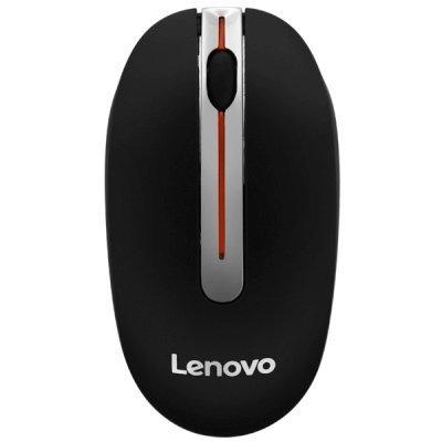 Мышь Lenovo Wireless Mouse N3903 (RU-Black) (GX30N72248) (GX30N72248)