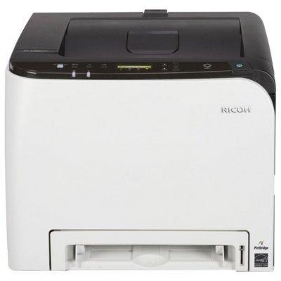 Цветной лазерный принтер Ricoh SP C260DNw (408140), арт: 276037 -  Цветные лазерные принтеры Ricoh