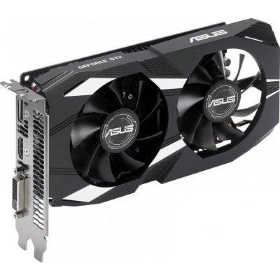 Видеокарта ПК ASUS GeForce DUAL-GTX1050TI-O4G-V2 (DUAL-GTX1050TI-O4G-V2), арт: 276098 -  Видеокарты ПК ASUS