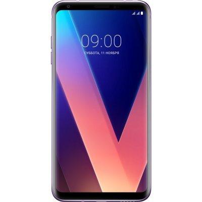 Смартфон LG V30+ 128Gb фиолетовый (LGH930DS.ACISVI) мобильный телефон philips xenium e116 черный моноблок 2sim 2 4 240x320 0 3mpix bt gsm900 1800 gsm1900 mp3 fm microsd max32gb