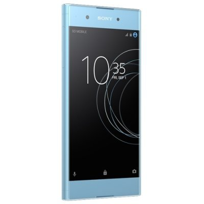 Смартфон Sony Xperia XA1 Plus Dual G3412 4/32Gb  Blue (Голубой) (G3412Blue) смартфон sony xperia xa1 ultra dual