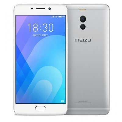 Смартфон Meizu M6 NOTE 64GB (M721H) Серебристый (M721H-64-S) смартфон meizu pro 7 plus 64gb m793h золотистый