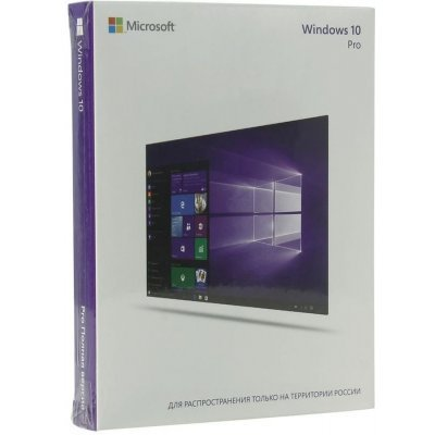 Операционная система Microsoft Windows 10 Professional 32/64 bit Rus Only USB (FQC-10150) (FQC-10150) darril gibson microsoft windows networking essentials