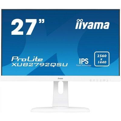Монитор IIYAMA 27 XUB2792QSU-W1 (XUB2792QSU-W1)