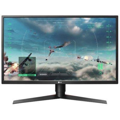 Монитор LG 27 Gaming 27GK750F-B (27GK750F-B.ARUZ) монитор lg 27 27ud58 27ud58 aruz