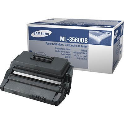 Принт-Картридж повыш. емкости Samsung ML-3560DB для ML-3560/3561N/3561ND (12000 отпечатков) (ML-3560DB/ELS)Тонер-картриджи для лазерных аппаратов Samsung<br>Картридж Samsung ML-3560DB для Samsung ML-356X серии на 12000 стр.<br>