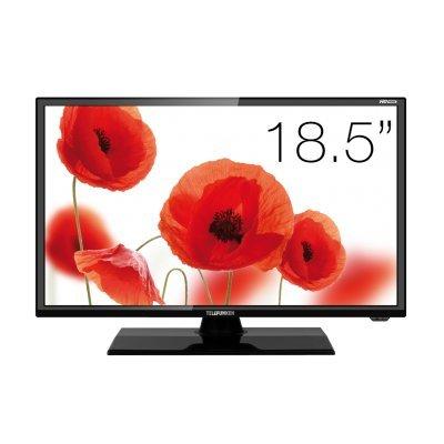 ЖК телевизор Telefunken 18.5 TF-LED19S12T2 (TF-LED19S12T2(ЧЕРНЫЙ)) led телевизор erisson 40les76t2
