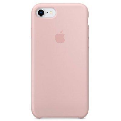 Чехол для смартфона Apple для iPhone 7/8 MQGQ2ZM/A светло-розовый (MQGQ2ZM/A) чехол клип кейс apple для apple iphone se mmhg2zm a темно синий