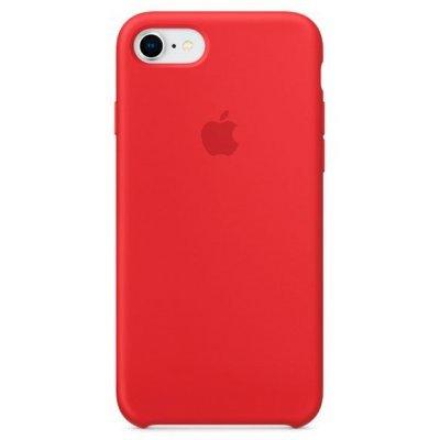 Чехол для смартфона Apple для iPhone 7/8 MQGP2ZM/A красный (MQGP2ZM/A) чехол для iphone interstep для iphone x soft t metal adv красный