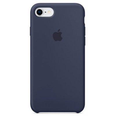 Чехол для смартфона Apple для iPhone 7/8 MQGM2ZM/A темно-синий (MQGM2ZM/A) чехол клип кейс apple для apple iphone se mmhg2zm a темно синий