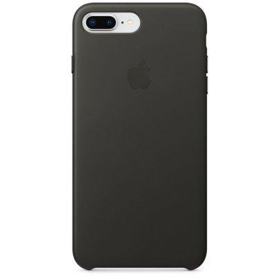 Чехол для смартфона Apple для iPhone 7 Plus/8 Plus MQHP2ZM/A темно-серый (MQHP2ZM/A) чехол apple leather sleeve для ipad pro 10 5 платиново серый mpu02zm a