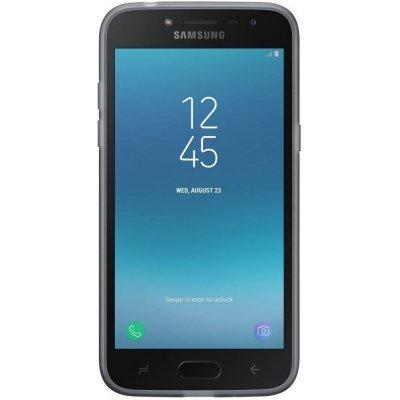 Чехол для смартфона Samsung для Galaxy J2 (2018) Jelly Cover черный (EF-AJ250TBEGRU) (EF-AJ250TBEGRU) чехол для samsung galaxy core gt i8262