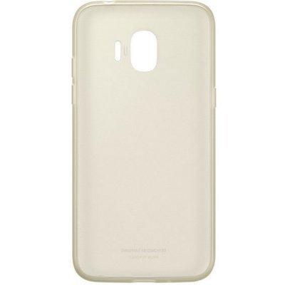 Чехол для смартфона Samsung для Galaxy J2 (2018) Jelly Cover золотистый (EF-AJ250TFEGRU) (EF-AJ250TFEGRU) чехол для samsung galaxy core gt i8262