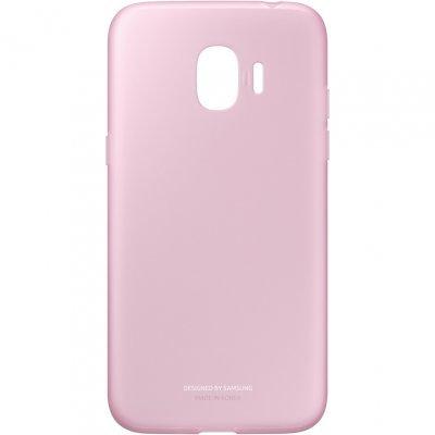 Чехол для смартфона Samsung для Galaxy J2 (2018) Jelly Cover розовый (EF-AJ250TPEGRU) (EF-AJ250TPEGRU) чехол для сотового телефона samsung galaxy j2 2018 jelly cover blue