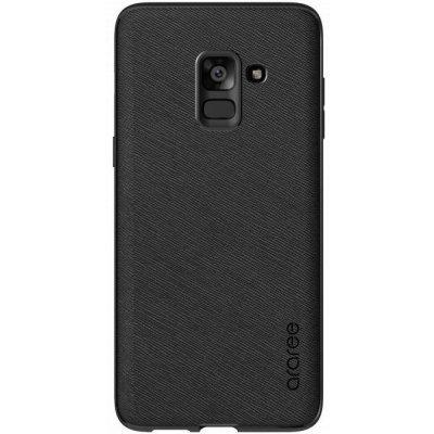 Чехол для смартфона Samsung для Galaxy A8 araree Airfit Prime черный (GP-A530KDCPBIA) (GP-A530KDCPBIA) чехол для сотового телефона interstep slender adv для sony xperia xa2 ultra transparent