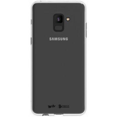 Чехол для смартфона Samsung для Galaxy A8 прозрачный (GP-A530WSCPAAA) (GP-A530WSCPAAA) чехол клип кейс samsung protective standing cover great для samsung galaxy note 8 темно синий [ef rn950cnegru]