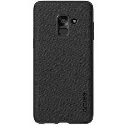 Чехол для смартфона Samsung для Galaxy A8+ araree Airfit Prime черный (GP-A730KDCPBIA) (GP-A730KDCPBIA) чехол для samsung galaxy core gt i8262