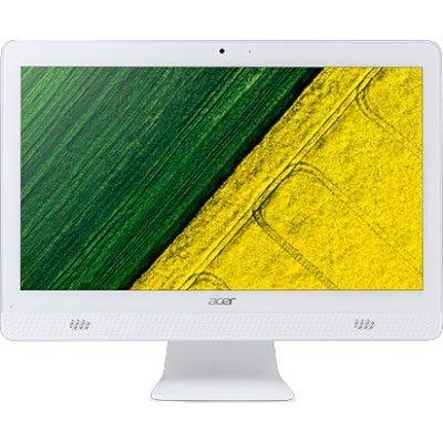 Моноблок Acer Aspire C20-720 (DQ.B6XER.014) (DQ.B6XER.014) моноблок 21 5 acer aspire c22 720 dq b7aer 009 celeron j3060 1 6 4gb 500gb 21 5 1920x1080 intel hd400 dvd нет wifi bt dos silver