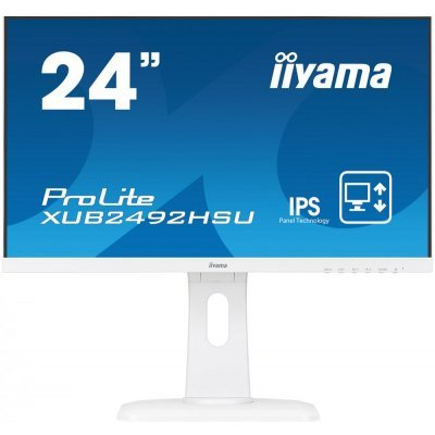 Монитор IIYAMA 23.8 ProLite XUB2492HSU-W1 (XUB2492HSU-W1)