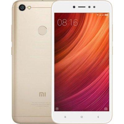 Смартфон Xiaomi Redmi Note 5A Prime 3/32Gb золотистый (REDMINOTE5APRG32GB) смартфон lg q6a m700 16gb платиновый моноблок 3g 4g 2sim 5 5 1080x2160 android 7 0 13mpix 802 11bgn bt gps gsm900 1800 gsm1900 mp3 fm