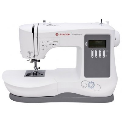 Швейная машина Singer Confidence 7640Q белый (CONFIDENCE 7640Q) швейная машина singer one белый