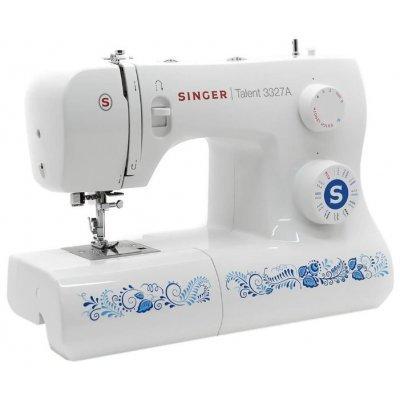 Швейная машина Singer TALENT 3327A белый (TALENT 3327A) швейная машина singer one белый