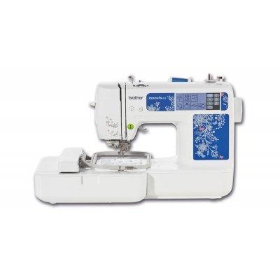 Швейная машина Brother Innov-is NV-97E белый/цветы (NV-97E) швейная машина vlk napoli 2400