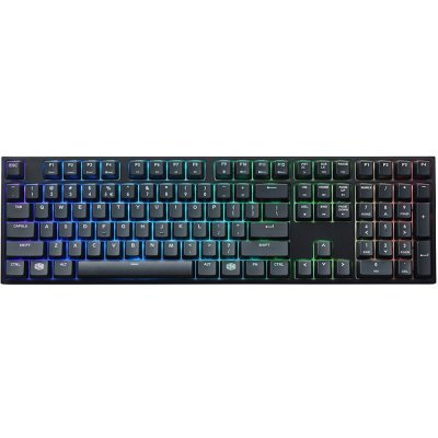 Клавиатура CoolerMaster Cooler Master MasterKeys Pro L RGB (SGK-6020-KKCR1-RU) kicx pro 6020