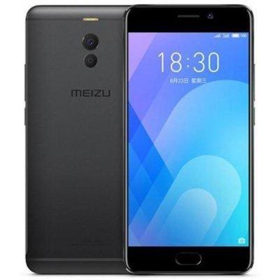 Смартфон Meizu M6 NOTE 32GB (M721H) Черный (M721H-32-B) смартфон meizu m3 note 32gb gold