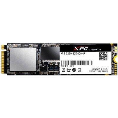 Накопитель SSD A-Data XPG SX7000 1Tb (ASX7000NP-1TT-C) ssd накопитель a data xpg sx7000 asx7000np 256gt c 256гб m 2 2280 pci e x4