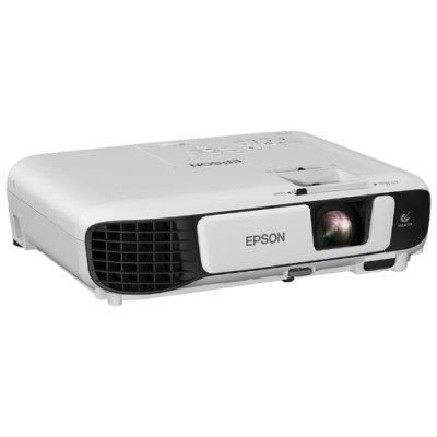 Проектор Epson EB-W42 белый (V11H845040) проектор epson eb s6 пульт