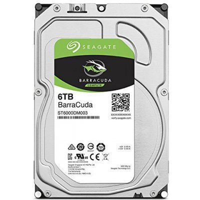 Жесткий диск ПК Seagate ST6000DM003 6Tb (ST6000DM003), арт: 276556 -  Жесткие диски ПК Seagate